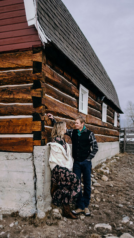 RED LODGE FARM ENGAGEMENT SESSION