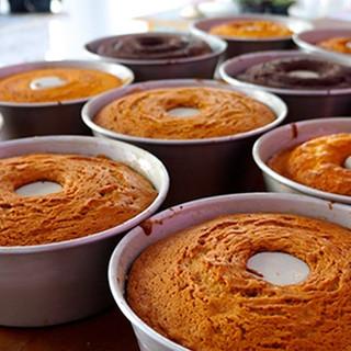 Os melhores bolos caseiros