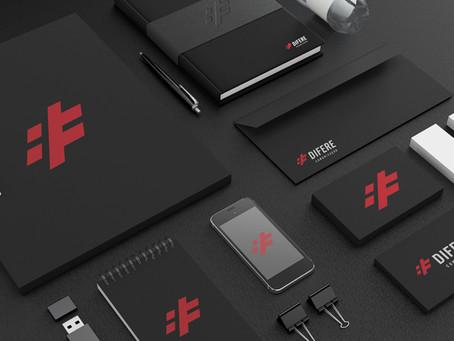Identidade visual para novas marcas