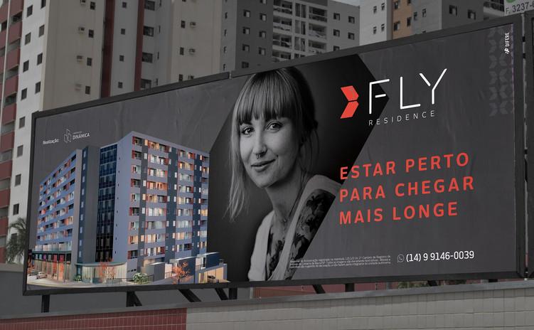 Fly Residence