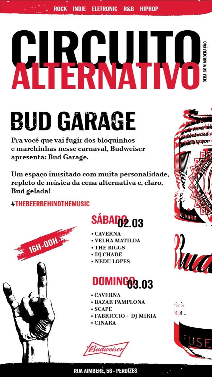Bud Garage