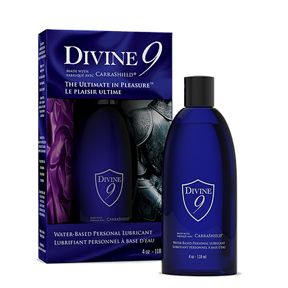 Divine 9 Personal Lubricant may help prevent HPV