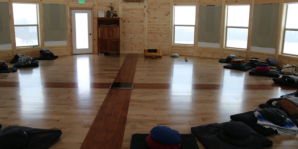 Meditation, Embodiment, and Nature Retreat!