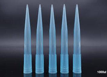 Nest 1000ul Universal Pipette Tips, Blue, Bulk,