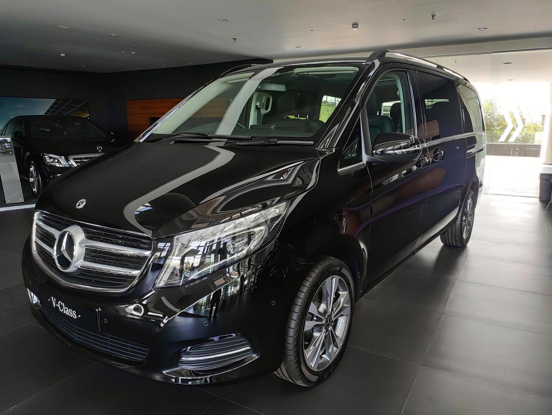 Spesifikasi dan Harga Mercedes Benz V Class V260 & V220d.jpg