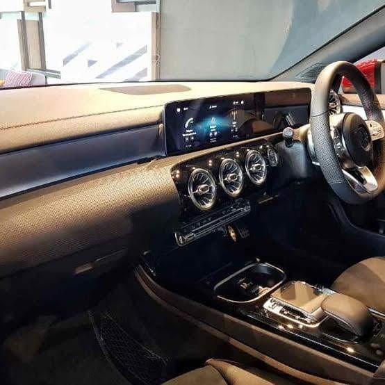 Interior Mercedes Benz All New CLA 200 AMG Line