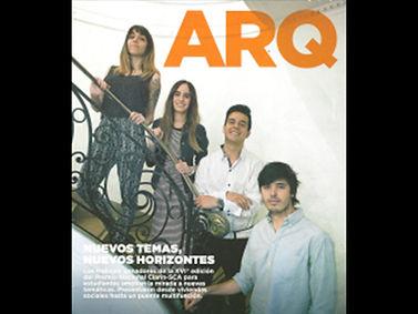 ARQ Clarin 2016 - jovenes promesas - arquitectos emergentes - NoName Architecture
