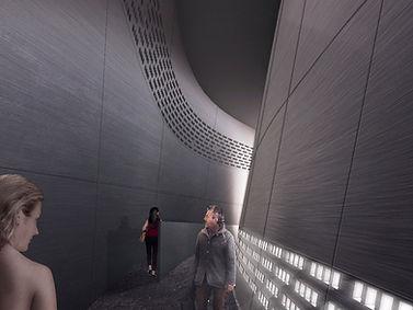 wind memorial - innature - NoName Architecture