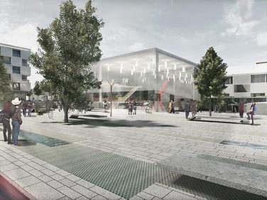 periferia anarquica - arquitectura social - ropuesta urbana - solucion urbana - NoName Architecture