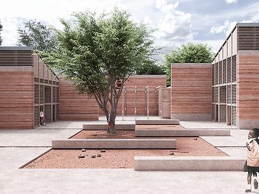 mozambique school - NoName Architecture