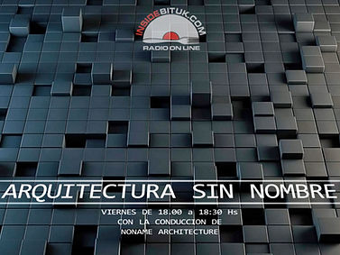radio - arquitectura sin nombre - arqa - NoName Architecture