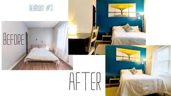 Creative Side Bedroom #3
