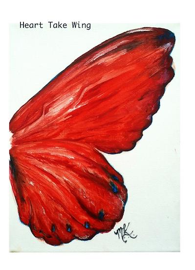 Heart Take Wing