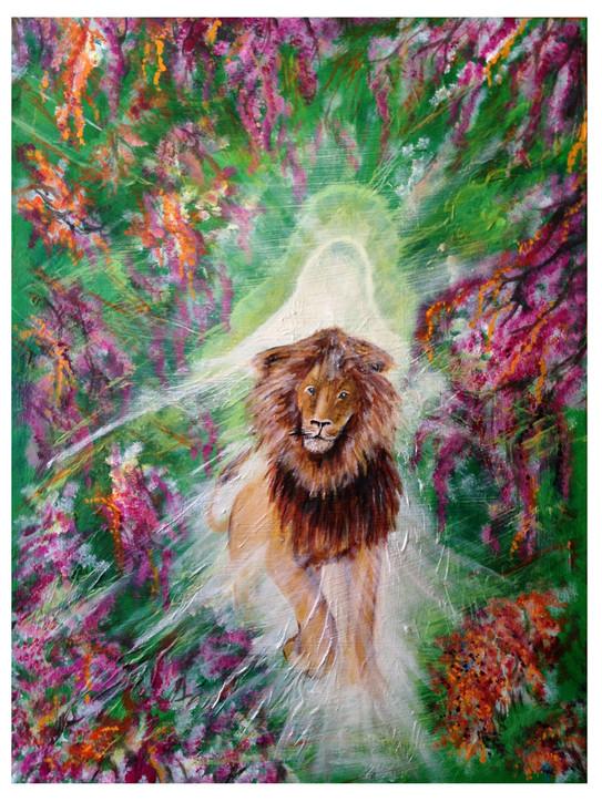 Come Into His Garden