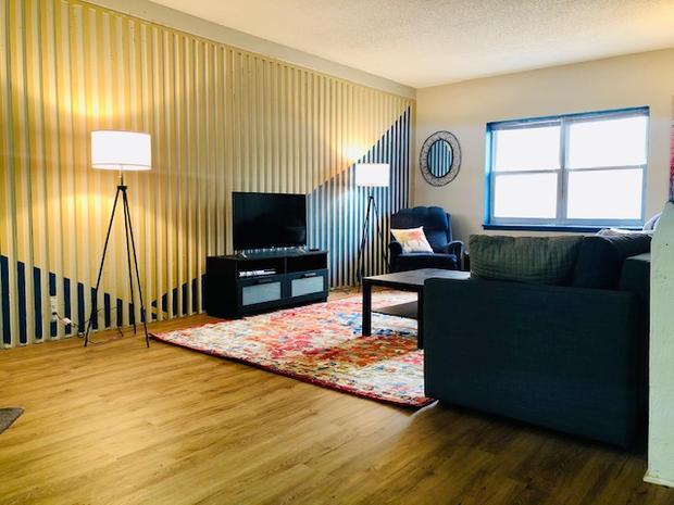 Creative Side Living Room