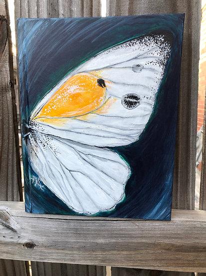 His Yoke Butterfly Wing Journal