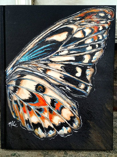 Native Butterfly Wing Journal