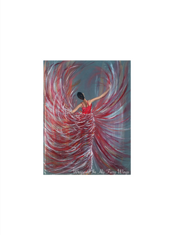 Wrapped In His Fierce Wings
