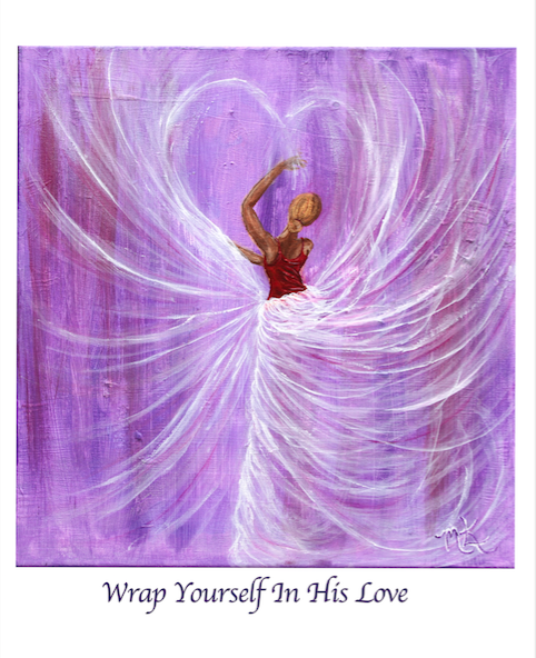 Wrap Yourself In His Love