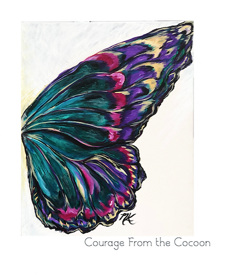 Courage From the Cocoon