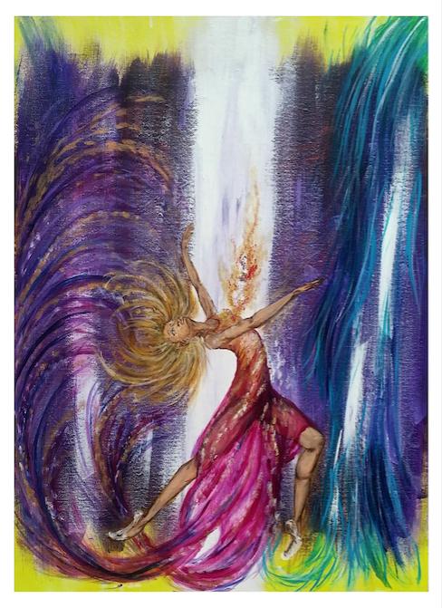 Dance of Abandonment