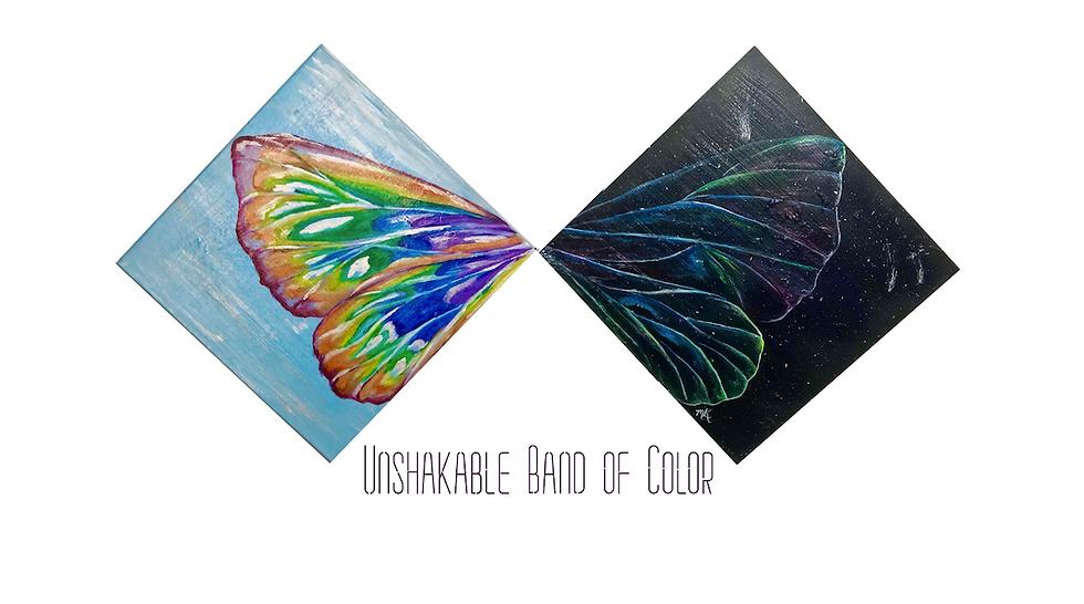 Unshakable Band of Color
