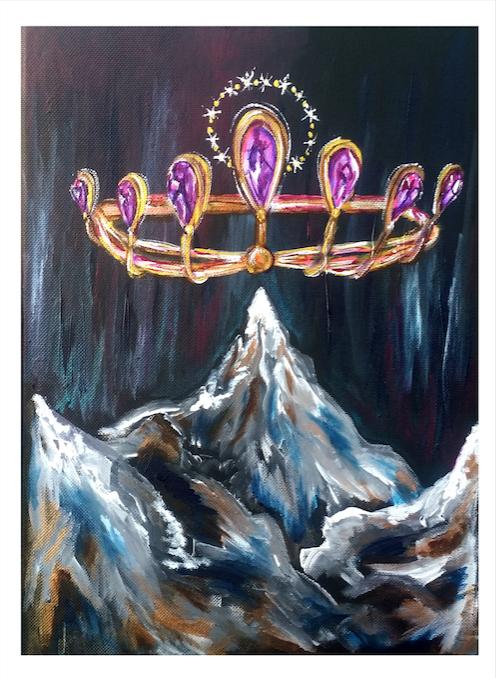 Aurora's Crowning Point