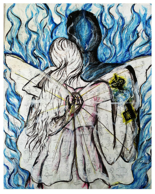 Blue Flame of Love