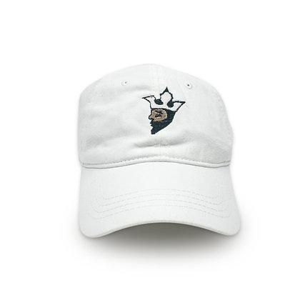 "BLACK MUSA ""WHITE GOLD"" DAD HAT"