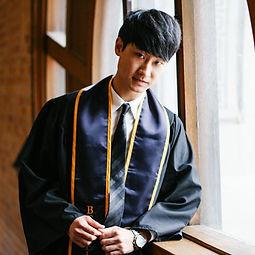 Pictured is SAN alumni Wooseok.