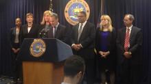 Schneiderman unveils special prosecutor's unit...
