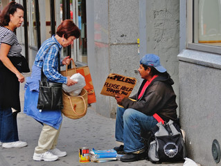 Laws that criminalize homelessness are cropping up in cities...