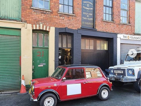 Body and Soul Vintage and Classic Car Restorers