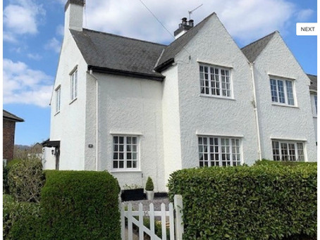 This Weeks Star Property in the Garden Village of Rhiwbina