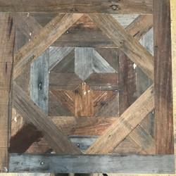 parquetry panel