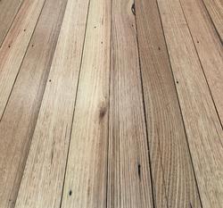 recycled Tasmanian oak