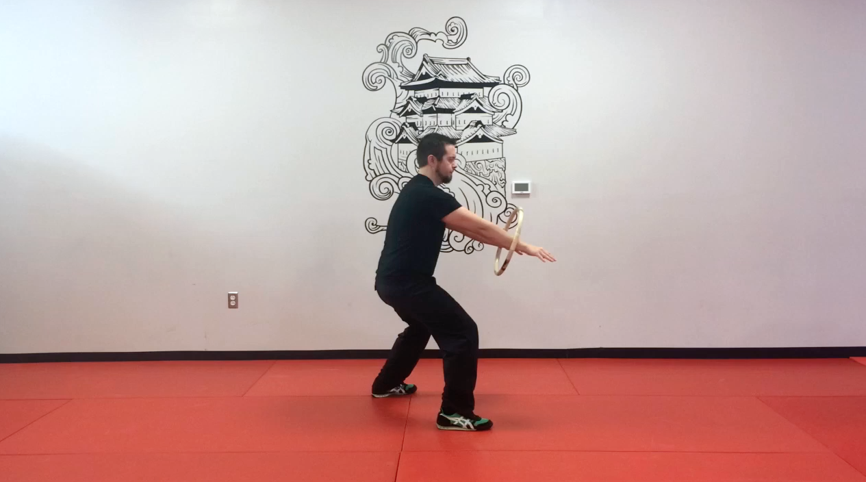 Double Bridge Spear Hand Strike