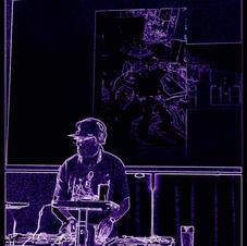 DJ CHIPS ELECTRIC GOD NEON