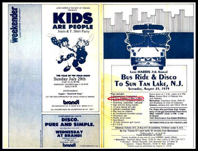 Bus Ride & Disco 1979
