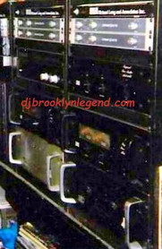 Crown and BGW Amplifiers