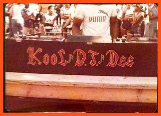 Kool DJ Dee Console