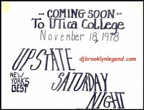 Utica College 1978