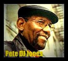 Pete DJ Jones