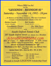 Brooklyn Legends Reunion 92