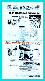 FANTASIA VS RUBBERBAND JR 1976
