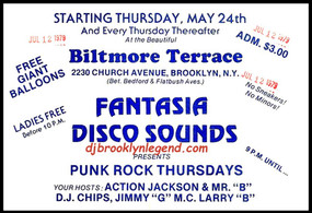 Biltmore Terrace 1979