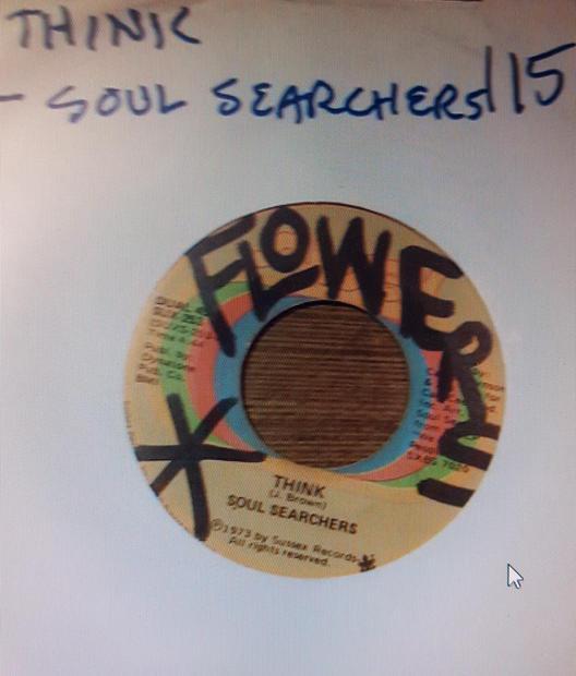 Flowers Soul Searchers 45.