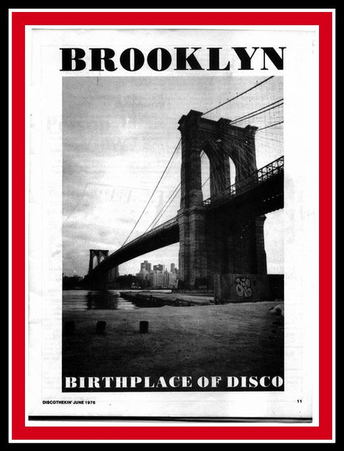 Brooklyn Birth Place Of Disco