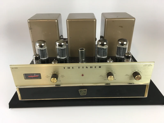 Fisher Tube Amps