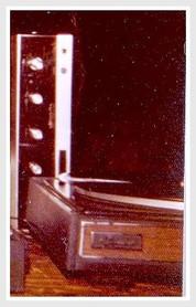 Lafayette Amplifier and Garrard Turntable